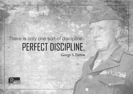 Perfect Discipline